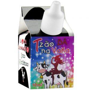 Tesão de Vaca Gotas Afrodisíacas 10ML | Sex Boutique Erótica