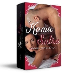 Baralho Kamasutra Super Erotico 54 Cartas | Sex Boutique Erótica