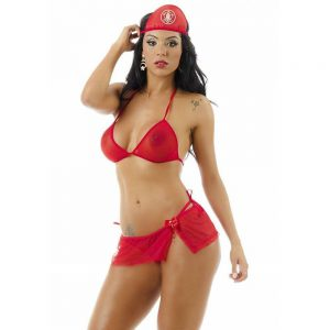 KIT MINI FANTASIA BOMBEIRA II PIMENTA SEXY | Sex Boutique Erótica