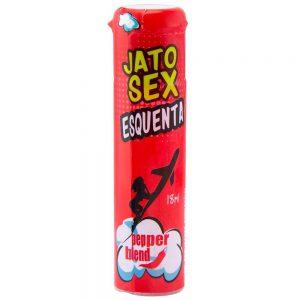 JATO SEX ESQUENTA EXCITANTE 18ML PEPPER BLEND | Sex Boutique Erótica