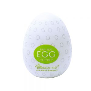 EGG TWISTER EASY ONE CAP MAGICAL KISS Verde | Sex Boutique Erótica