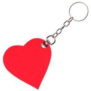 Chaveiro formato de Coração | Sex Boutique Erótica